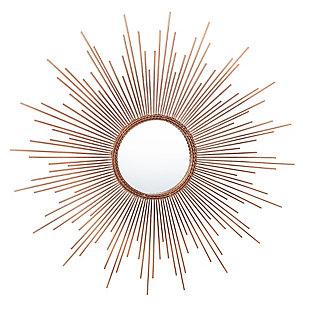 Safavieh Genevieve Sunburst Mirror, , large