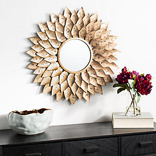 Safavieh Lana Sunburst Mirror, , rollover