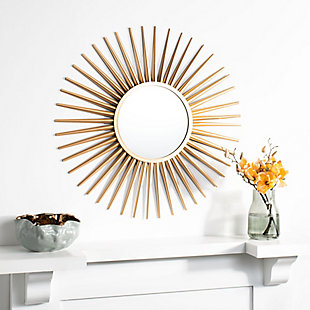 Safavieh Zyla Sunburst Mirror, , rollover