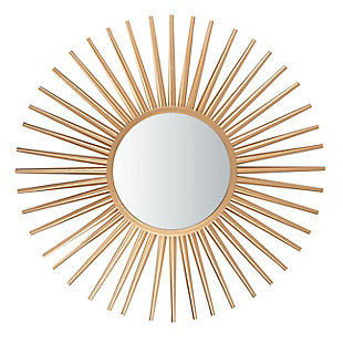 Safavieh Zyla Sunburst Mirror, , large