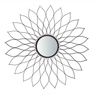 Safavieh Ravin Sunburst Mirror, , large