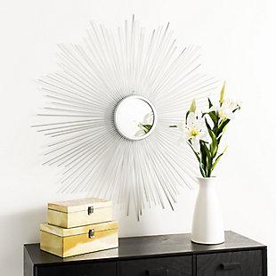 Safavieh Arlo Sunburst Mirror, , rollover