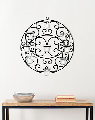 Safavieh Tea Light Wall Decor, , rollover