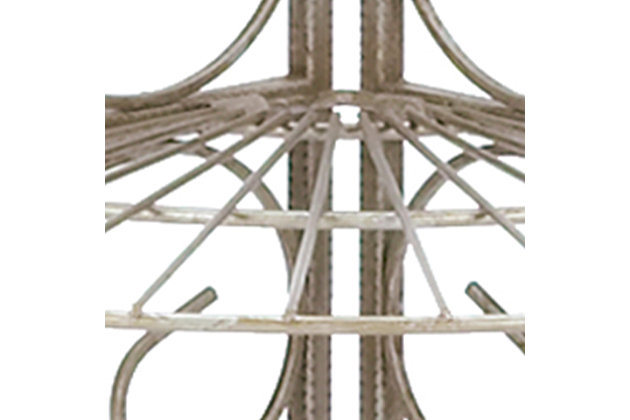 Southern Enterprises Strato Corner Rack, , large