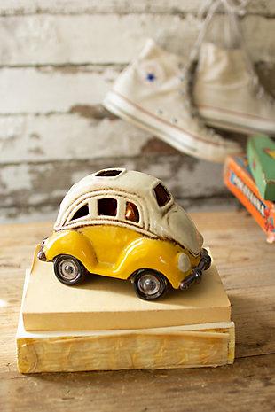 Kalalou Ceramic VW Bug Night Light, , rollover