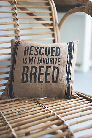 Kalalou Pillow - Rescued, , large