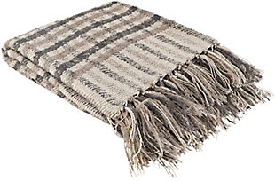 Surya Rosemead Throw Blanket, , rollover
