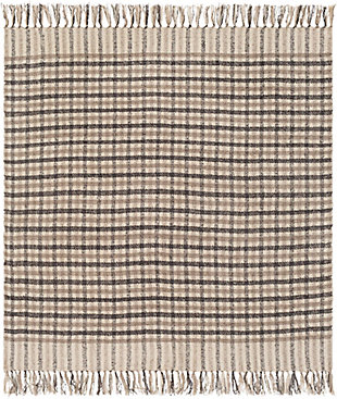Surya Rosemead Throw Blanket, , large