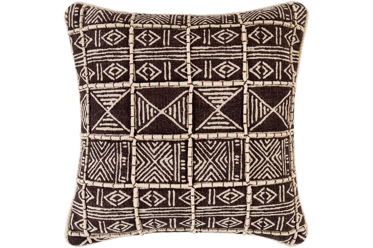 Avery Island Throw Pillow