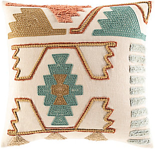 Surya Banning Throw Pillow, , rollover