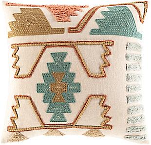 Surya Banning Throw Pillow, , large