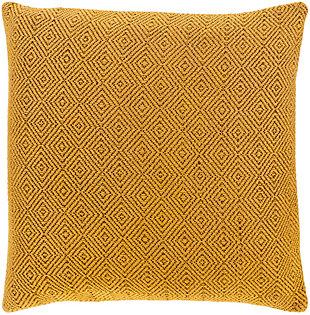 Surya Calimesa Throw Pillow, Yellow, large