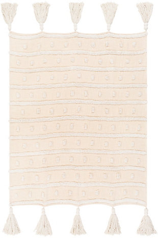 Surya Sarah Throw Blanket, , rollover