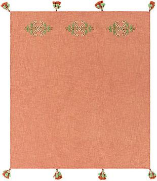 Surya Selma Throw Blanket, , large