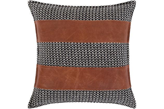 Surya Compton Throw Pillow, , large