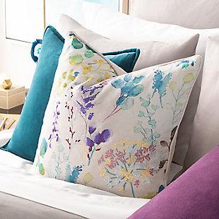 Surya Covina Throw Pillow, , rollover
