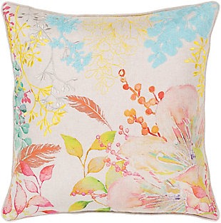 Surya Covina Throw Pillow, , rollover