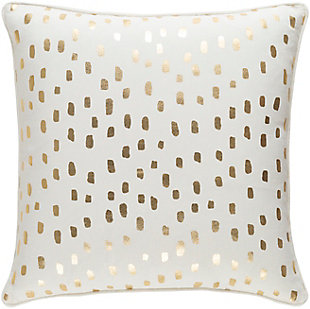 Surya Downey Throw Pillow, , rollover
