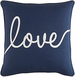 Surya Downey Throw Pillow, , large