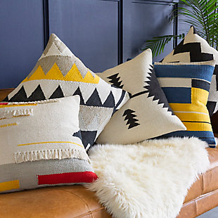 Surya Everly Throw Pillow, , rollover