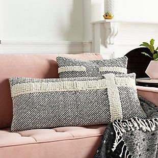 Surya Flintridge Throw Pillow, , rollover