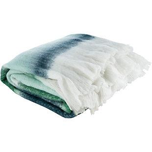 Surya Summer Throw Blanket, , rollover