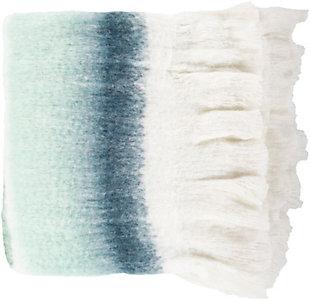 Surya Summer Throw Blanket, , large