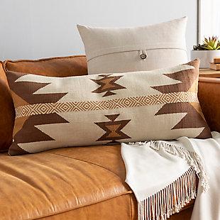 Surya Kingston Throw Pillow, , rollover