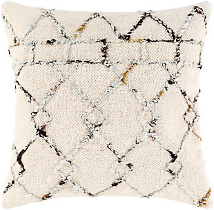 Surya Lawndale Throw Pillow, , rollover