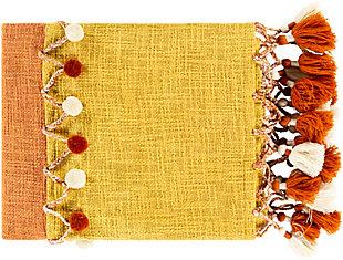Surya Valley Throw Blanket, , large