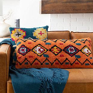 Surya Norfolk Throw Pillow, , rollover