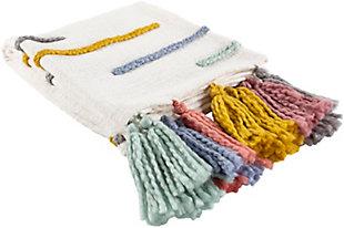 Surya Victoria Throw Blanket, , large