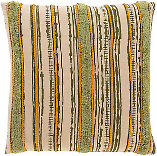 Surya Palo Throw Pillow, , large