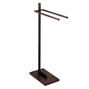 Kingston Brass Edenscape Freestanding Multiple Towel Rack, Oil Rubbed Bronze, large