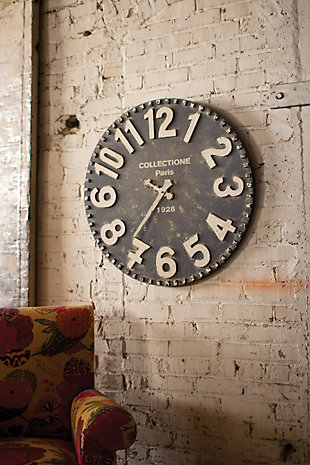 Home Accents Wall Clock, , rollover