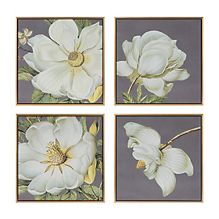 AB Home Flower Wall Art, , large
