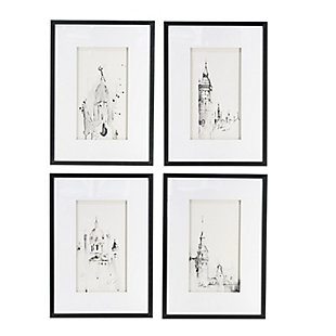 AB Home Architecture Wall Art, , large