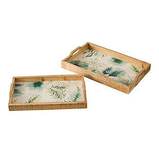 AB Home Decorative Tray, , large