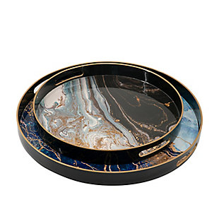 AB Home Decorative Tray Set, , rollover