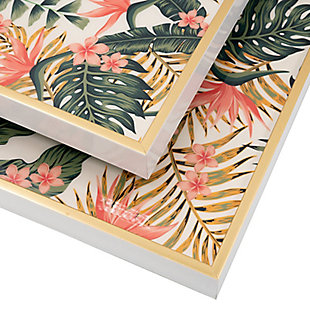AB Home Decorative Tray Set, , large