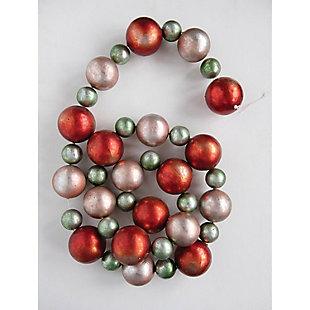 "Christmas 72"" Foam Bead Garland, , rollover"