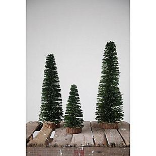 """Christmas 18"""" Christmas Tree on Wood Base, , rollover"""