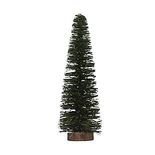 """Christmas 18"""" Christmas Tree on Wood Base, , large"""