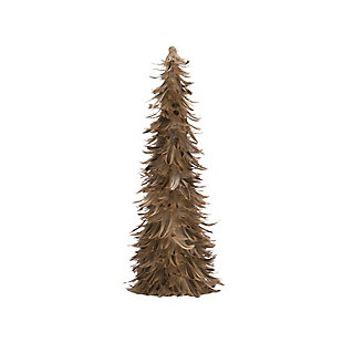 "Christmas 18"" Feather Tree Figurine, , large"