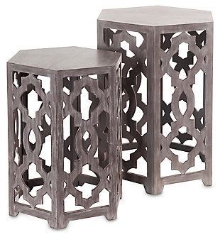 Home Accents Plant Stand (Set of 2), , large