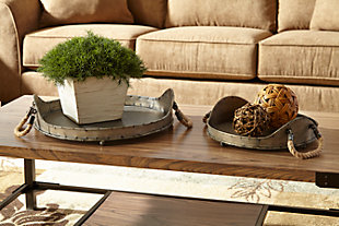 Home Accents Tray (Set of 2), , rollover