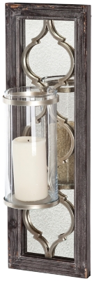 Ashley Home Accents Wall Sconce, Gray