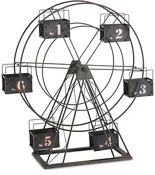 Home Accents Ferris Wheel Candle Holder, , large