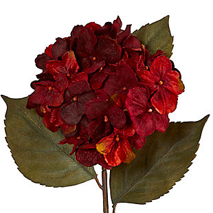 "Christmas 32"" Hydrangea Artificial Flower (Set of 6), , large"