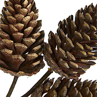 "Christmas 32"" Pinecone Artificial Spray  (Set of 6), , large"
